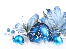 wallpaper-christmas-blue-balls